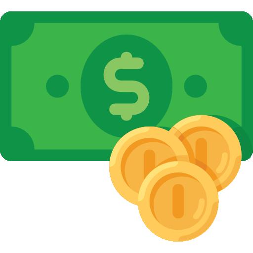 bild på pengar